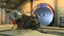 File:General Electric F110-GE-100 - 177th Fighter Wing gas turbine engine testing.ogv