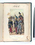 Generale; Soldati di Fanteria; Ufficiale di fanteria; soldato di fanteria; cavallaria (NYPL b14896507-84092).jpg