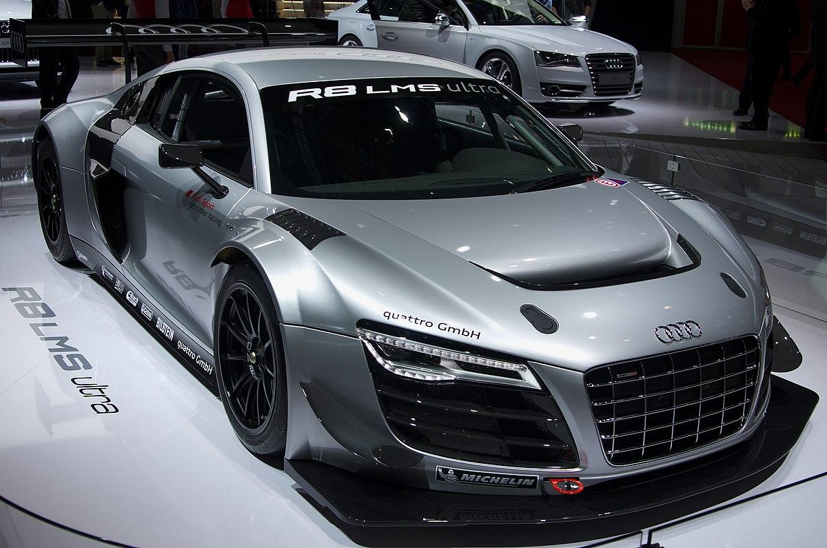 Audi R8 Lms Ultra Wikipedia