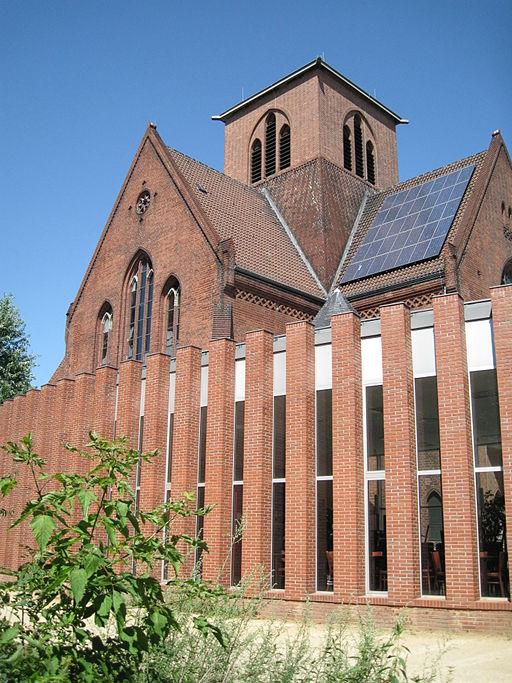 Genezarethkirche Cafe