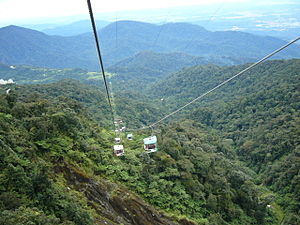 Genting Skyway - Image: Genting Highland Malaysia (10)