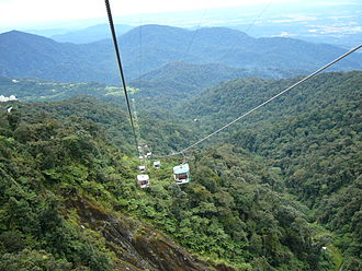 Genting Skyway - Image: Genting Highland Malaysia (10)