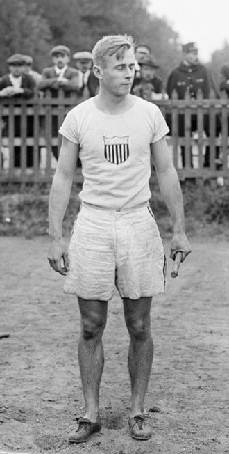 George Schiller - George Schiller in 1920