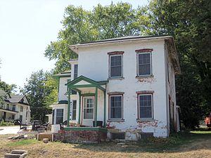George Tromley Sr. House - Image: George Tromley, Sr., House