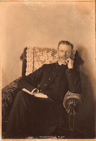 George Lloyd (bishop of Saskatchewan) - Image: George exton lloyd