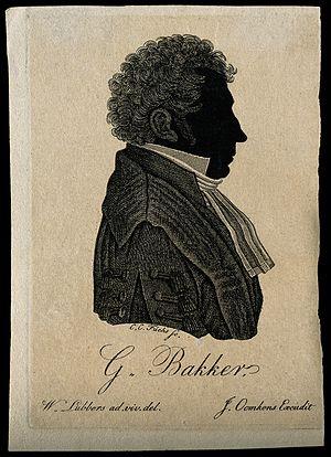 Gerbrand Bakker (physician) - Gerbrand Bakker