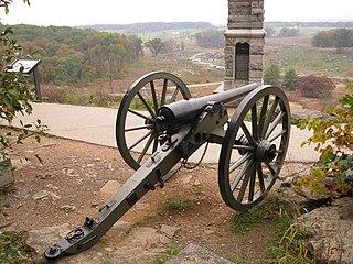 10-pounder Parrott rifle Rifled cannon