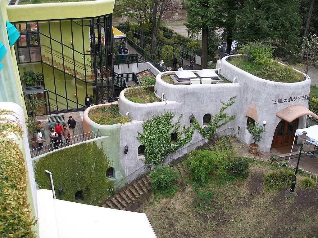 Ghibli Museum, Mitaka - panoramio