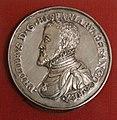 Giampaolo poggini, medaglia di filippo II, 1556.jpg