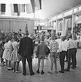 Gildefeest in de Rivierahal van Diergaarde Blijdorp te Rotterdam, Bestanddeelnr 912-6073.jpg