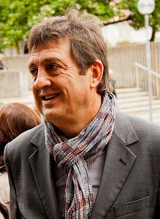 Gilles Poux - Image: Gilles Poux (2012)