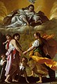 Giovanni Baglione - An Allegory of Charity and Justice Reconciled, 1622.jpg