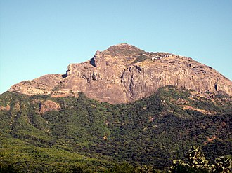Bhavnath - Girnar Mountain