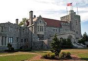 Glamorgan Castle (Alliance, OH)