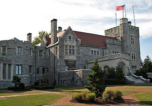 Alliance, Ohio - Glamorgan Castle