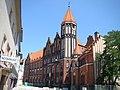 Gliwice, Budynek Poczty Głównej 01.JPG