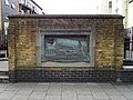 Globe Playhouse plaque - Park Street London SE1.jpg