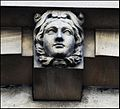 Gloucester ... stone head - i told you not to look directly at Medusa. - Flickr - BazzaDaRambler.jpg