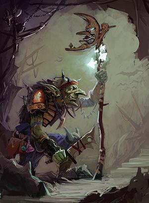 Goblin - A Goblin from Warhammer