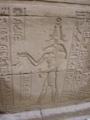 God at the Temple of Horus Edfu 977.PNG