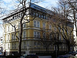 Goethestraße in München