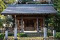 Gokoku-jinja (Tatebayashi) haiden.jpg