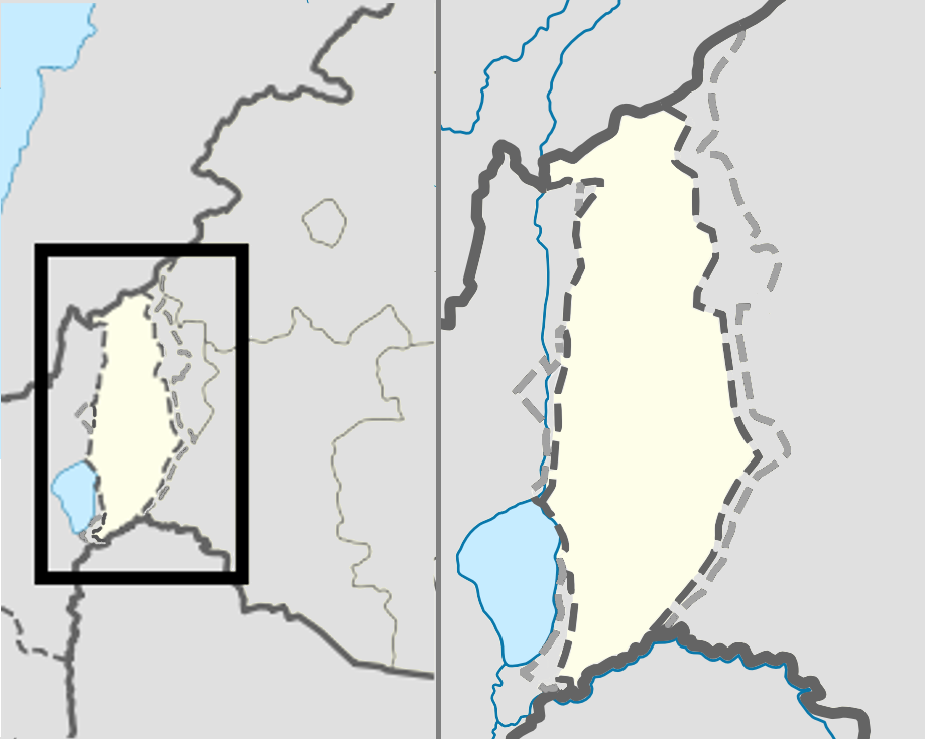 Golan location map 3