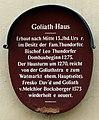 Goliath-Haus Goliathstraße 4 Regensburg 3.JPG