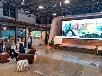 Google Fiber - Image: Google Fiber store, Austin 1