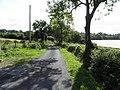 Gortnacargy townland, Corlough parish, County Cavan, Republic of Ireland. Heading south-east with Bunerky Lough on right side.jpg