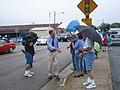 Gov. Warner at the Local 675 Covington Labor Day Parade (235245822).jpg