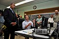 Governor Patrick visits the 93 Fast 14 Traffic Room, July 19, 2011 (5959103878).jpg