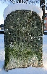 Gränssten i Planteringsförbundets park (Raä-nr Falköping 29-2) 4929 korr02.jpg