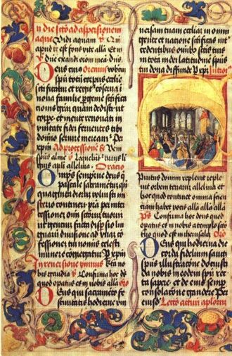 Gradual - Gradual of King John I Albert of Poland in the Wawel Cathedral's Sacristy