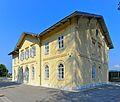 Grafenstein Truttendorfer Strasse 10 Aufnahmsgebaeude 17092011 767.jpg