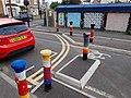 Graffiti knitting Walthamstow 2.jpg