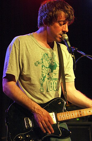 Graham Coxon - Graham Coxon on stage Nottingham 2012