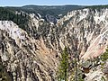 Grand Canyon of the Yellowstone River (Yellowstone, Wyoming, USA) 218 (46791452505).jpg