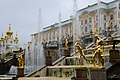 Grand Cascade at the Peterhof Palace (21118700966).jpg