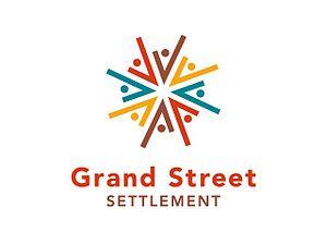 Grand Street Settlement - Image: Grand Street Settlement Logo