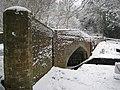 Grand Union Canal - Bridge No 167 at Iron Bridge Lock - geograph.org.uk - 1151140.jpg