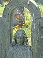 Gravestone in St George's Church - panoramio.jpg