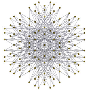 Great grand stellated 120-cell - Image: Great grand stellated 120 cell 6gon