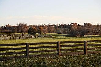 Greenville, Indiana - Image: Greenville Farmland