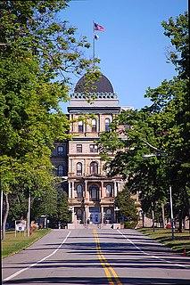 Greystone Park Psychiatric Hospital Hospital in Morris Plains, New Jersey