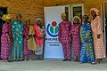 Group photograph after the Yoruba Wikipedia workshop1.jpg
