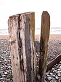 Groyne on Borth Beach - geograph.org.uk - 532225.jpg