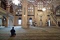 Grozny, Russia, Akhmad Kadyrov Mosque, Hall.jpg