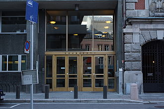 Ministry of Fisheries and Coastal Affairs (Norway) - The Ministry of Fisheries and Coastal Affairs in Oslo