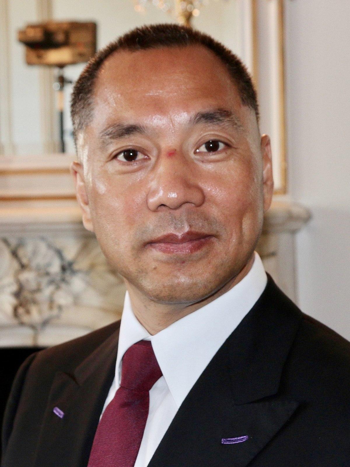 Guo Wengui - Wikipedia